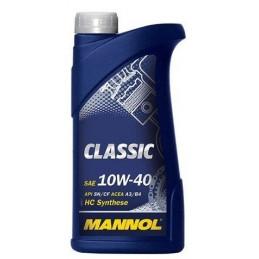 MANNOL CLASSIC 10W40 1- LITR
