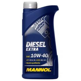 MANNOL DIESEL EXTRA 10W40...