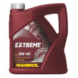 MANNOL EXTREME 5W40 5-LITRÓW