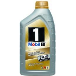 MOBIL 1 0W40 FS / 1-LITR