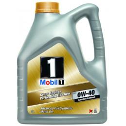 MOBIL 1 0W40 FS / 4 - LITRY