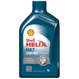 Shell Helix HX7 5W40...