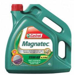 CASTROL MAGNATEC 15W40 4 LITRY
