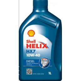 SHELL HELIX HX7 10W40...