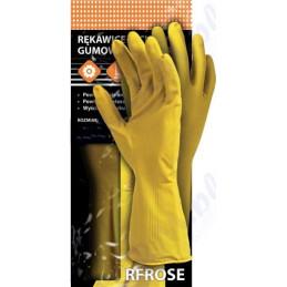 """Rękawice gumowe """"XL""""..."""