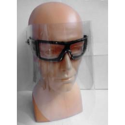 Ochrona twarzy - przyłbica...