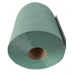 Czyściwo papierowe zielone...