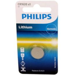 Bateria CR1620 Philips Litium