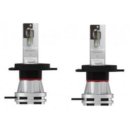 Żarówki H4 LED 6500K -...