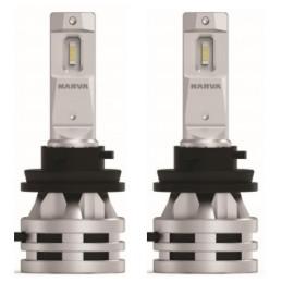 Żarówki H11 LED 6500K -...
