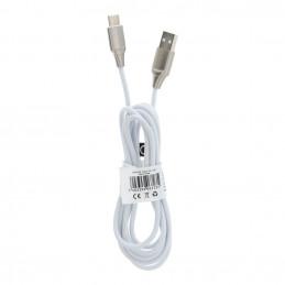 KABEL USB-C biały  2 Metry