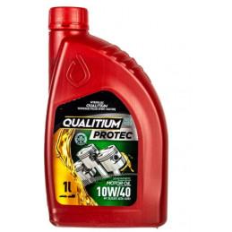 QUALITIUM PROTEC 10W40 1-LITR
